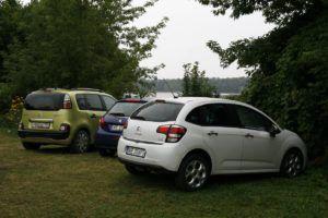 044 zwiedzamy Litwę Citroenem C3 i Peugeotem 208