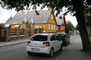 066 zwiedzamy Litwę Citroenem C3 i Peugeotem 208