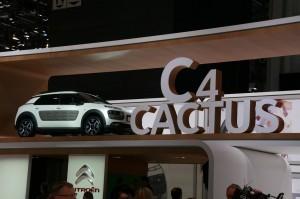 01. Genewa 2014 - Citroen C4 Cactus