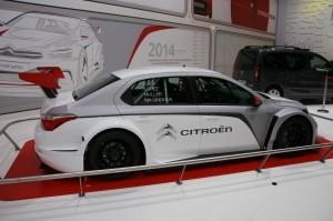 72. Genewa 2014 - Citroen C-Elysee WTCC