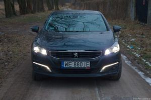 03. Peugeot 508 sedan w teście Francuskie.pl