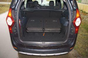 25. Dacia Lodgy Stepway 1.5 dCi 110 KM
