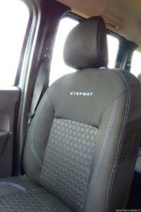 39. Dacia Lodgy Stepway 1.5 dCi 110 KM