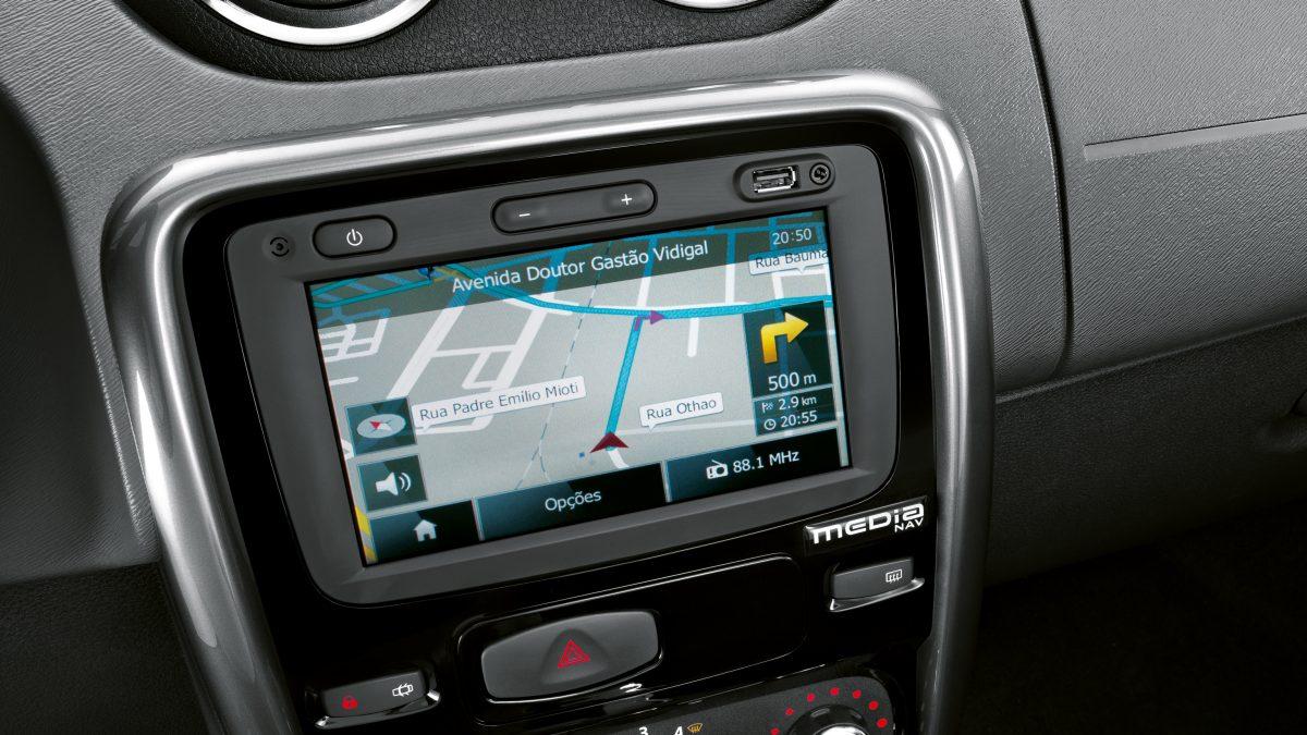 Dacia Media Nav Evolution Update