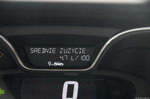 098. Test - Diesel czy benzyna, czyli Renault Capturami po Bałkanach - średnie spalanie wersji 1.5 dCi