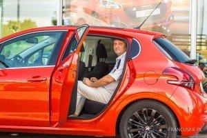 11. Test - Peugeot 208 z Silnikiem Roku 2015