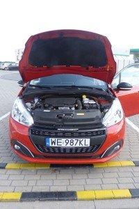 23. Test - Peugeot 208 z Silnikiem Roku 2015