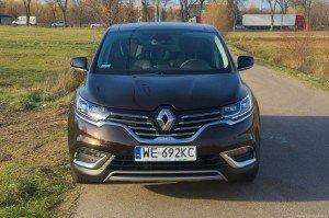 005. Renault Espace V - udana zmiana w crossovera z vana