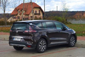 010. Renault Espace V - udana zmiana w crossovera z vana