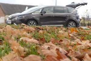 015. Renault Espace V - udana zmiana w crossovera z vana