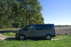 03. Renault Trafic Passenger - test