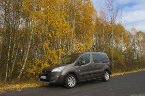 05. Doskonały Partner na każdą okazję - test kombivana marki Peugeot