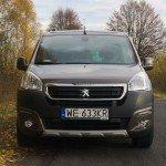 08. Doskonały Partner na każdą okazję - test kombivana marki Peugeot