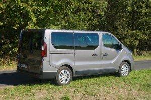 09. Renault Trafic Passenger - test