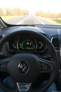095. Renault Espace V - udana zmiana w crossovera z vana