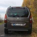 11. Doskonały Partner na każdą okazję - test kombivana marki Peugeot
