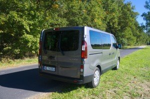 13. Renault Trafic Passenger - test