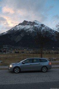 08. Peugeot 308 SW Active BlueHDi 120 – lepszy, niż 500+