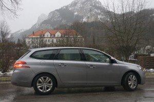 09. Peugeot 308 SW Active BlueHDi 120 – lepszy, niż 500+