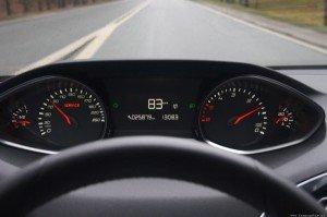 26. Peugeot 308 SW Active BlueHDi 120 – lepszy, niż 500+