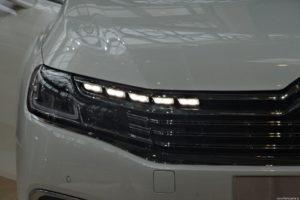 011. Salon Samochodowy w Pekinie'2016 - Nowy Citroen C6