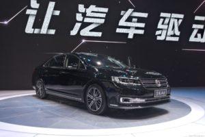 086. Salon Samochodowy w Pekinie'2016 - Dongfeng A9, techniczny następca Citroena C6