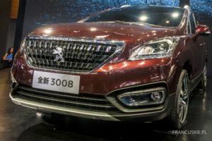 219. Salon Samochodowy w Pekinie'2016 - Peugeot 3008