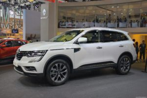 241. Salon Samochodowy w Pekinie'2016 - Nowy Renault Koleos