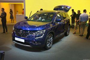 251. Salon Samochodowy w Pekinie'2016 - Nowy Renault Koleos