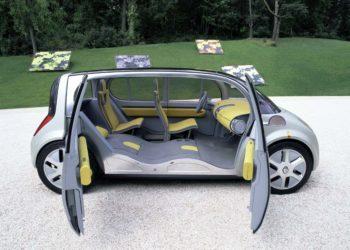 Renault Ellypse Concept 2002