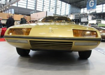 Citroen Camargue 1972 (Retromobile 2019)