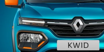 Renault Kwid face lifting