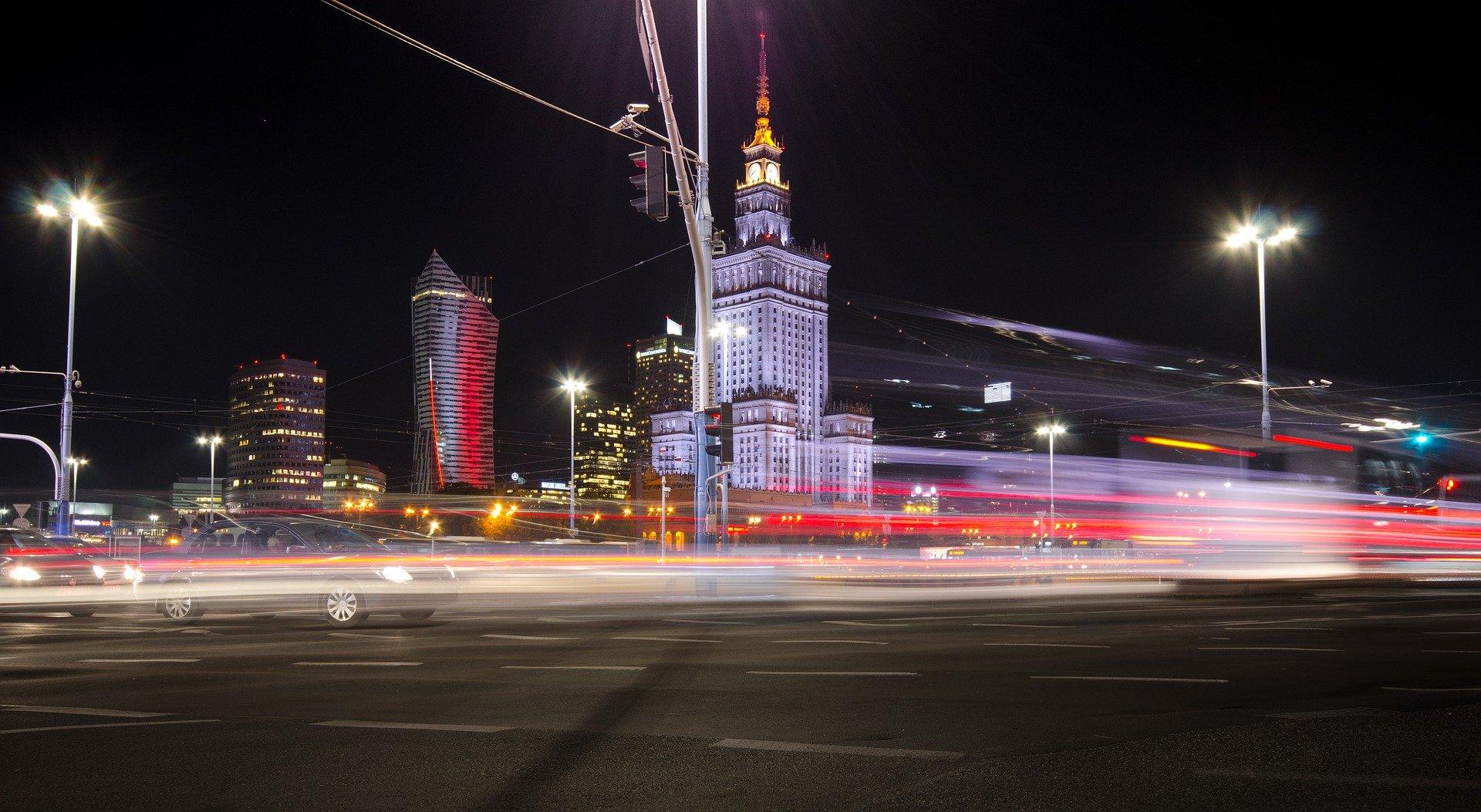 Варшава на четвертом месте в рейтинге городов с лучшим транспортным сообщением в Европе