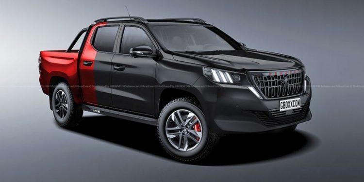 Peugeot Landtrek GTi