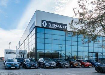 Renault Dacia Zdunek