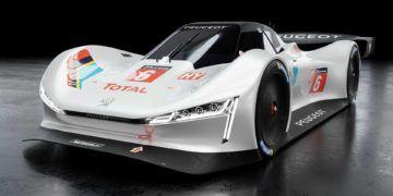Peugeot Hypercar Concept