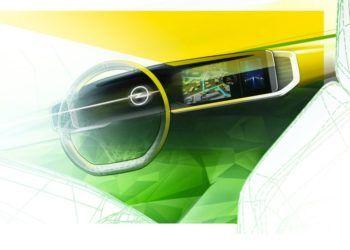 Opel Mokka Pure Panel