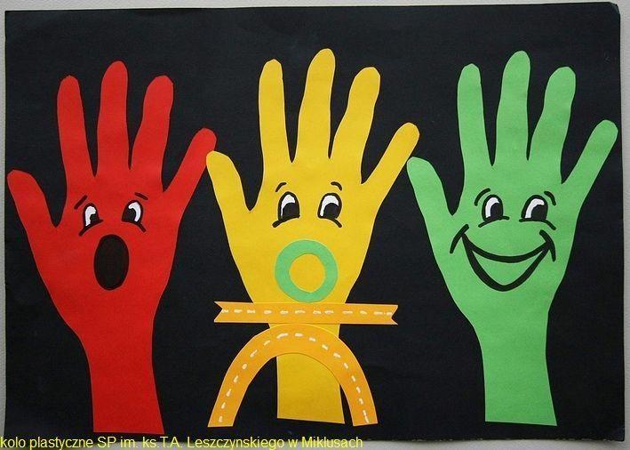 Wybrano Najlepsze Dziecięce Plakaty O Bezpieczeństwie Ruchu